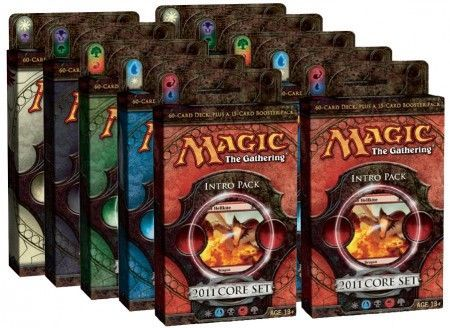 Magic The Gathering 2011 Core Set Power Of Prophecy Deck For Card Game MTG CCG