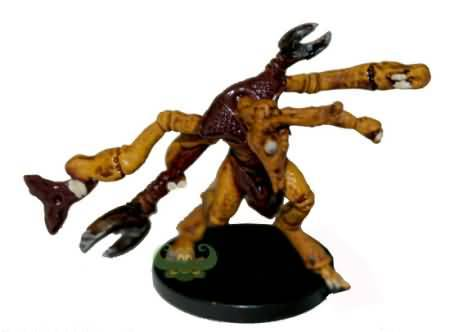 Thri Kreen Mantis Warrior 50 Lords Of Madness Dd Miniatures