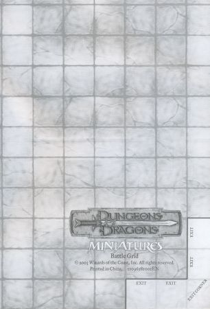 Dungeons & Dragons Minis Random Map D&D Miniatures
