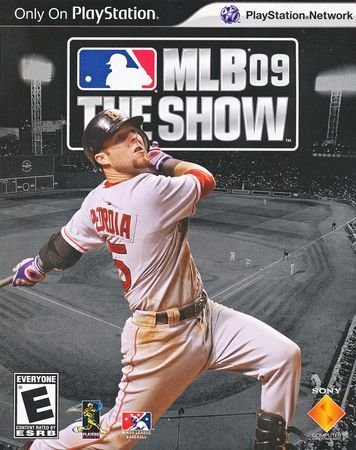Mlb 09 The Show Playstation 3 Sony Playstation 3 Ps3 Video Games