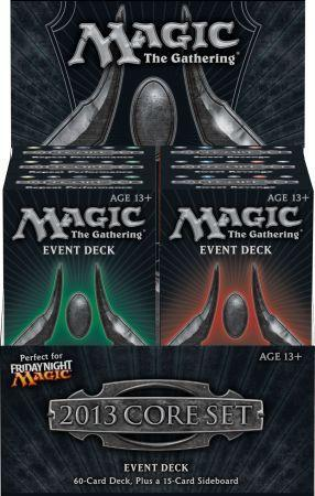 Magic: The Gathering Event Decks - Magic: The Gathering