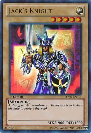 DPYG-EN004 Jack/'s Knight 1st Edition Mint YuGiOh Card