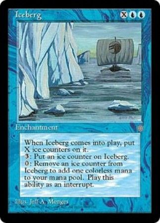 ICEBERG ICEBERG Magic ICE Mint