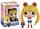 Sailor Moon and Luna 89 POP Vinyl Figure Sailor Moon