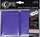Ultra Pro PRO Matte Eclipse Royal Purple 100ct Standard Sized Sleeves UP85610 Sleeves