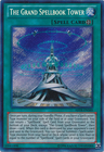 The Grand Spellbook Tower ABYR EN060 Secret Rare Unlimited