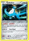 Cobalion BW72 Shattered Holo Promo