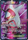 Latias EX 112 116 Full Art Ultra Rare