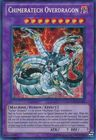 Chimeratech Overdragon LCGX EN183 Secret Rare Unlimited