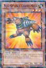 Neo Spacian Grand Mole DT07 EN006 Normal Parallel Rare