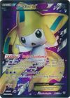 Jirachi EX 98 101 Full Art Ultra Rare