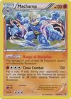 Machamp 49 101 Holo Rare