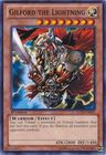 Gilford the Lightning LCJW EN041 Common 1st Edition