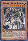 Ancient Gear Golem BP02 EN035 Mosaic Rare Unlimited