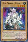 Gene Warped Warwolf BP02 EN002 Mosaic Rare Unlimited