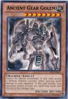 Ancient Gear Golem BP02 EN035 Rare Unlimited