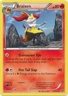 Braixen 25 146 Uncommon