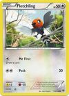 Fletchling 113 146 Common