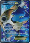 Blastoise EX 142 146 Full Art Ultra Rare