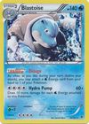 Blastoise 16 101 Alternate Holo Promo