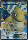 Dragonite EX 108 111 Full Art Ultra Rare