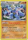 Machamp 49 101 Alternate Holo Promo