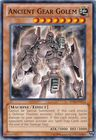 Ancient Gear Golem SD10 EN012 Common Unlimited