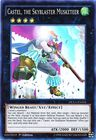 Castel the Skyblaster Musketeer DUEA EN054 Super Rare 1st Edition