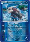 Relicanth 24 101 Uncommon Reverse Holo