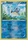 Squirtle 14 101 Common Reverse Holo