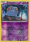 Croagunk 62 113 Common Reverse Holo
