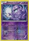Grimer 45 116 Common Reverse Holo