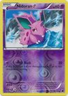 Nidoran 43 116 Common Reverse Holo