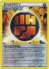 Strong Energy 104 111 Uncommon Reverse Holo