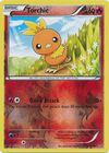 Torchic 12 111 Common Reverse Holo
