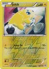 Joltik 50 135 Common Reverse Holo