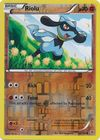 Riolu 76 135 Common Reverse Holo