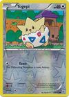 Togepi 102 135 Common Reverse Holo