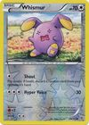 Whismur 105 135 Common Reverse Holo
