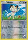 Meowth 106 149 Common Reverse Holo
