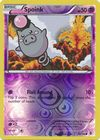 Spoink 59 149 Common Reverse Holo