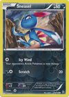 Sneasel 51 106 Common Reverse Holo