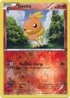 Torchic 14 108 Common Reverse Holo
