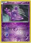 Grimer 52 99 Common Reverse Holo