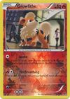 Growlithe 10 99 Common Reverse Holo
