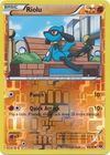 Riolu 63 99 Common Reverse Holo
