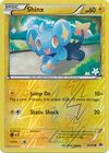 Shinx 42 99 Common Reverse Holo