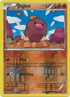 Diglett 58 146 Common Reverse Holo
