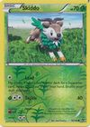 Skiddo 18 146 Common Reverse Holo