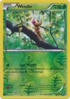 Weedle 3 146 Common Reverse Holo